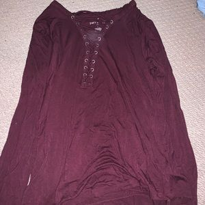 Long sleeve great for winter shirt